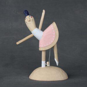 Mávající baletka