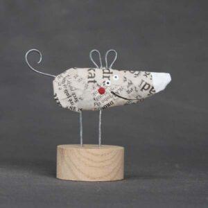 Novinová myška