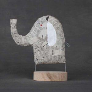 Novinový slon