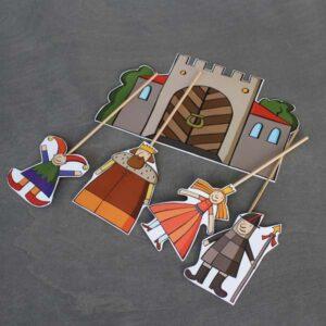 Papírové divadlo