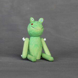 Žába do kapsy