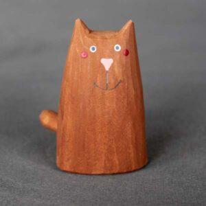 Kočka střední